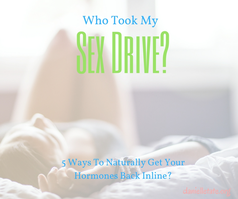 Who Took My Sex Drive? 5 Ways To Get Your Hormones Back In Line