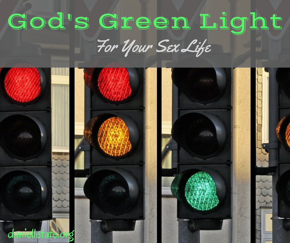 God's Green Light for Sex